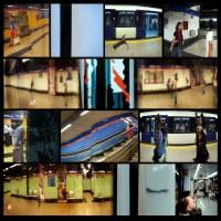 Glitchfield 1: Canal (Metro, Madrid)
